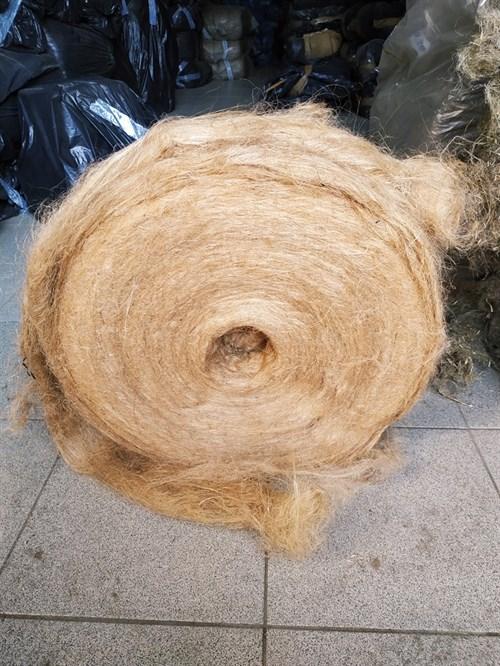 Пакля джутовая в ленте (8,5 кг) - фото 4639