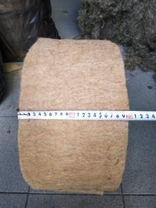 Джут ширина 20 см * длина рулона 20 м (толщина полотна 8 мм)