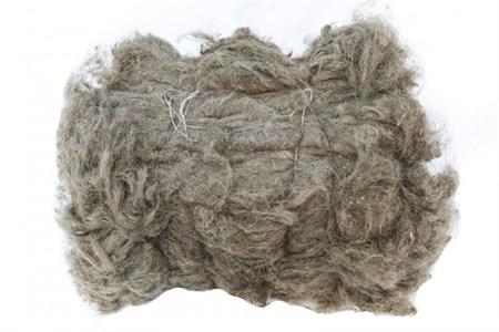 Пакля льняная в тюке №3 (60 кг)
