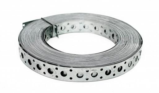 Перфорированная лента для вентиляции (прямая) 25 (LP_V 25*0,70)