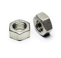 Гайка шестигранная DIN 934 М27 (1кг)