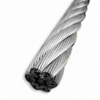 Трос стальной DIN 3055 8 мм