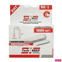 Скобки для степлера TECH-KREP SKM Tип 53 - 10 мм (1000 шт)