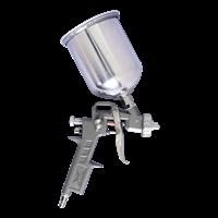 Краскораспылитель с верхним алюминиевым бачком 600 мл сопло 1,8 (MD-STARS)