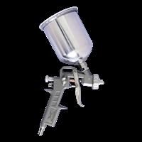 Краскораспылитель с верхним алюминиевым бачком 600 мл сопло 2,0 (MD-STARS)