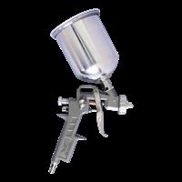 Краскораспылитель с верхним алюминиевым бачком 600 мл сопло 2,5 (MD-STARS)