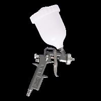 Краскораспылитель с верхним пластиковым бачком 600 мл сопло 2,5 (MD-STARS)