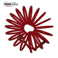 Шланг спиральный полиэстеровый 8мм Х 12мм Х 15м до 15 Атм (MOS-DISTAR)