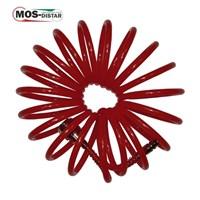 Шланг спиральный полиэстеровый 8мм Х 12мм Х 25м до 15 Атм (MOS-DISTAR)