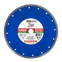 Диск алмазный Turbo Extra Econom  300*2,8*7*25,4 mm (MOS-DISTAR)