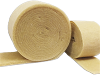 ПОЛИТЕРМ - ширина ленты 120 мм, толщина 6-8 мм, длина рулона 20 м