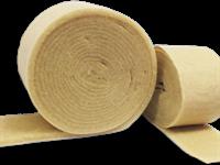 ПОЛИТЕРМ - ширина ленты 130 мм, толщина 6-8 мм, длина рулона 20 м