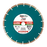 Диск алмазный 1A1RSS Classic Econom D115-230*1,8*7*8Т*22,23 mm (MOS-DISTAR)