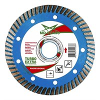 Диск алмазный TURBO EXTRA PROFESSIONAL MD-STARS 300*2,8*10*25,4 mm